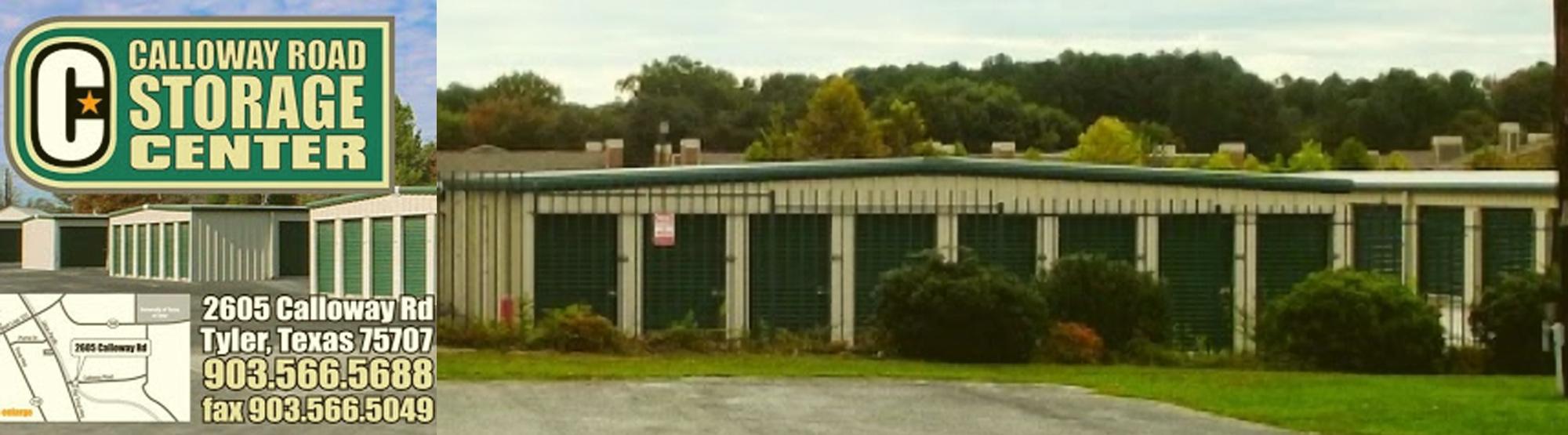 Calloway Road Storage