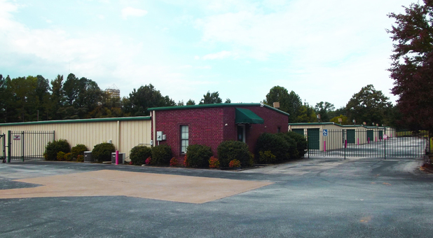 Office at Calloway Road Storage Center