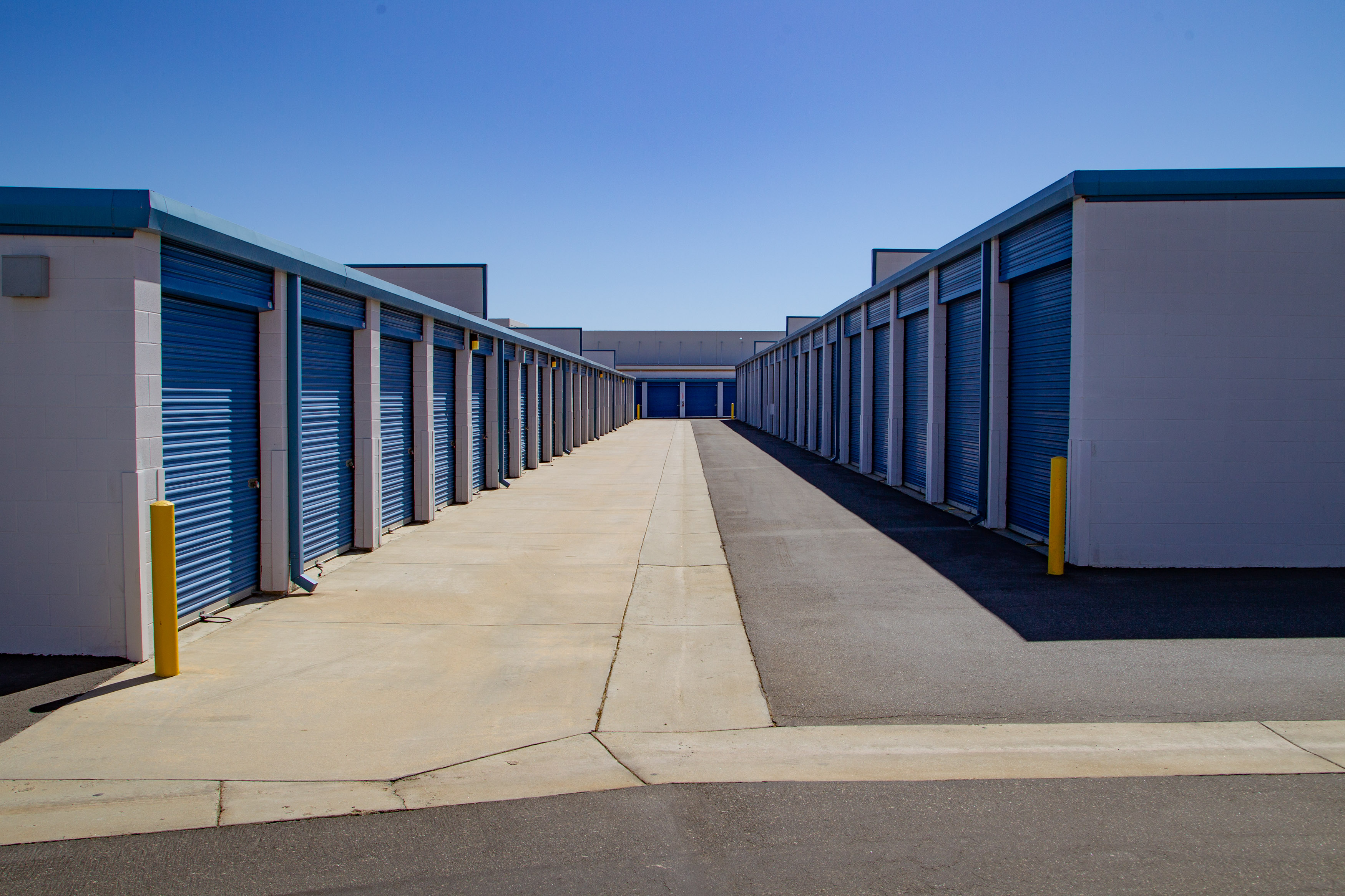Ranpac Self Storage Facility in Temecula, CA