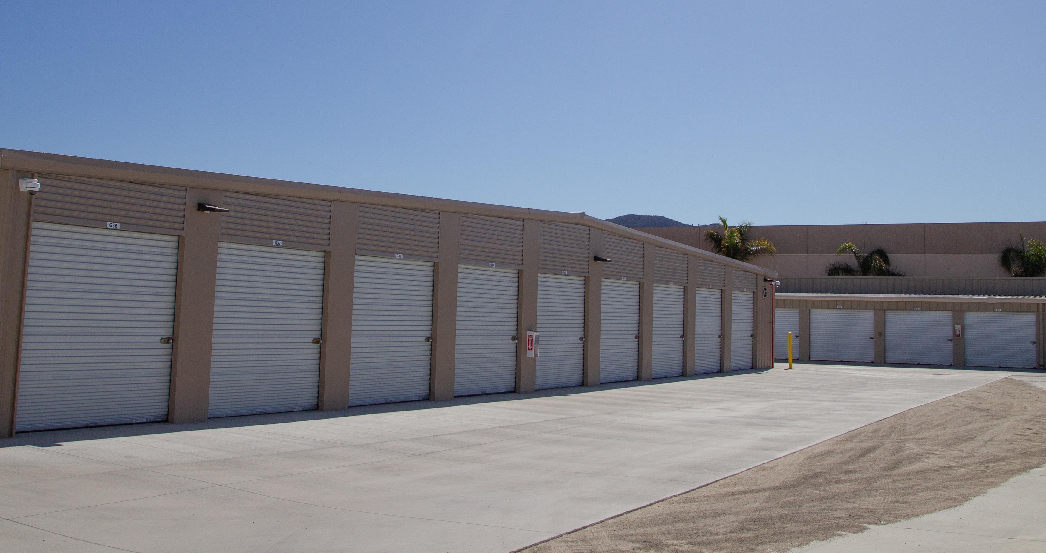 Ranpac Self Storage Facility in Murrieta, CA