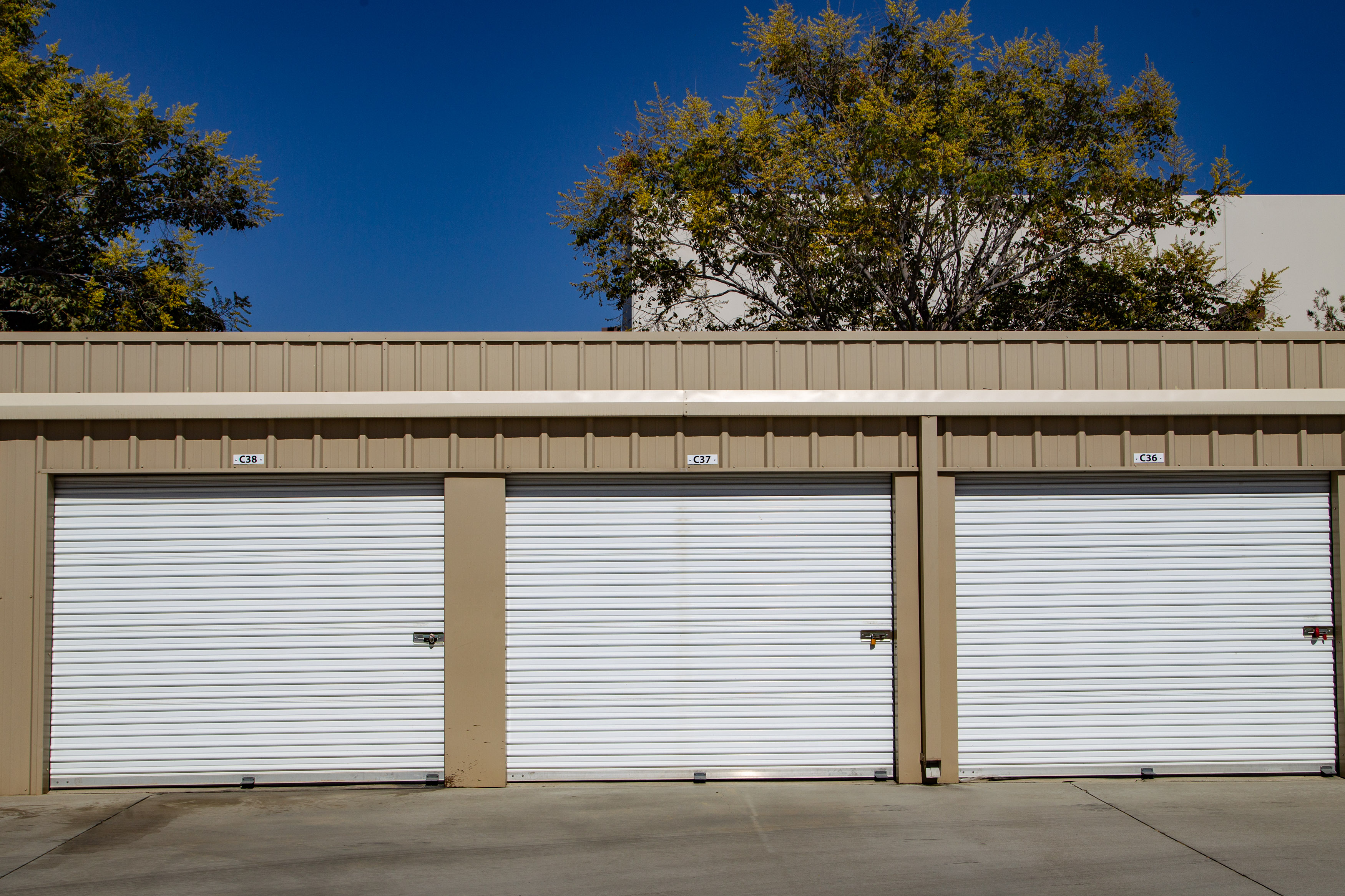 Secure Storage in Murrieta, CA