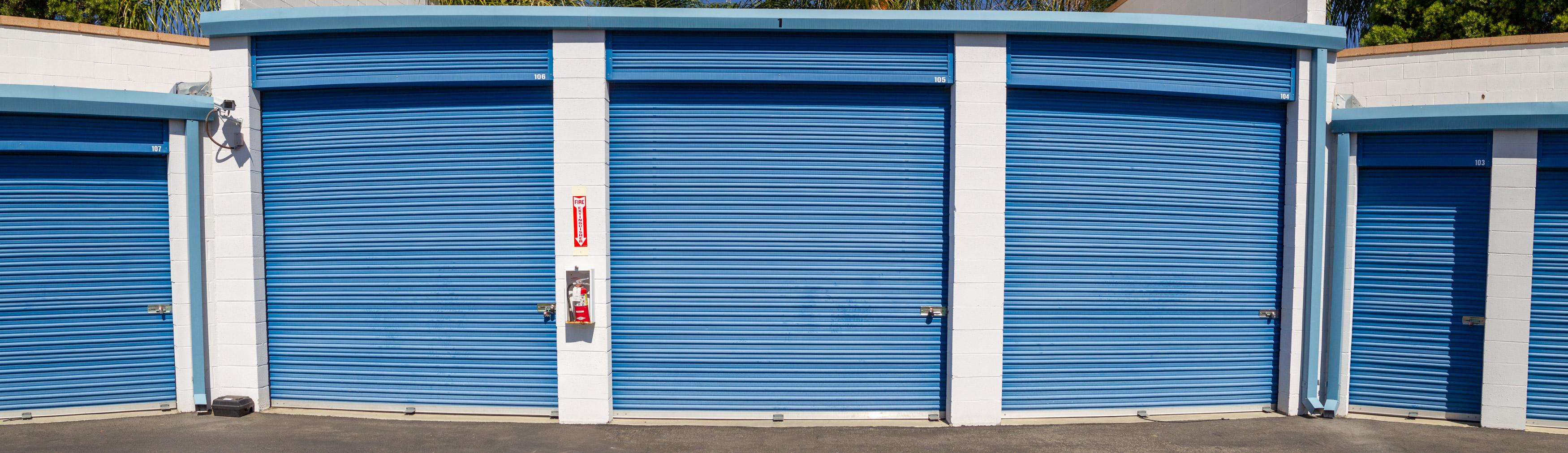 Secure Storage in Temecula, CA