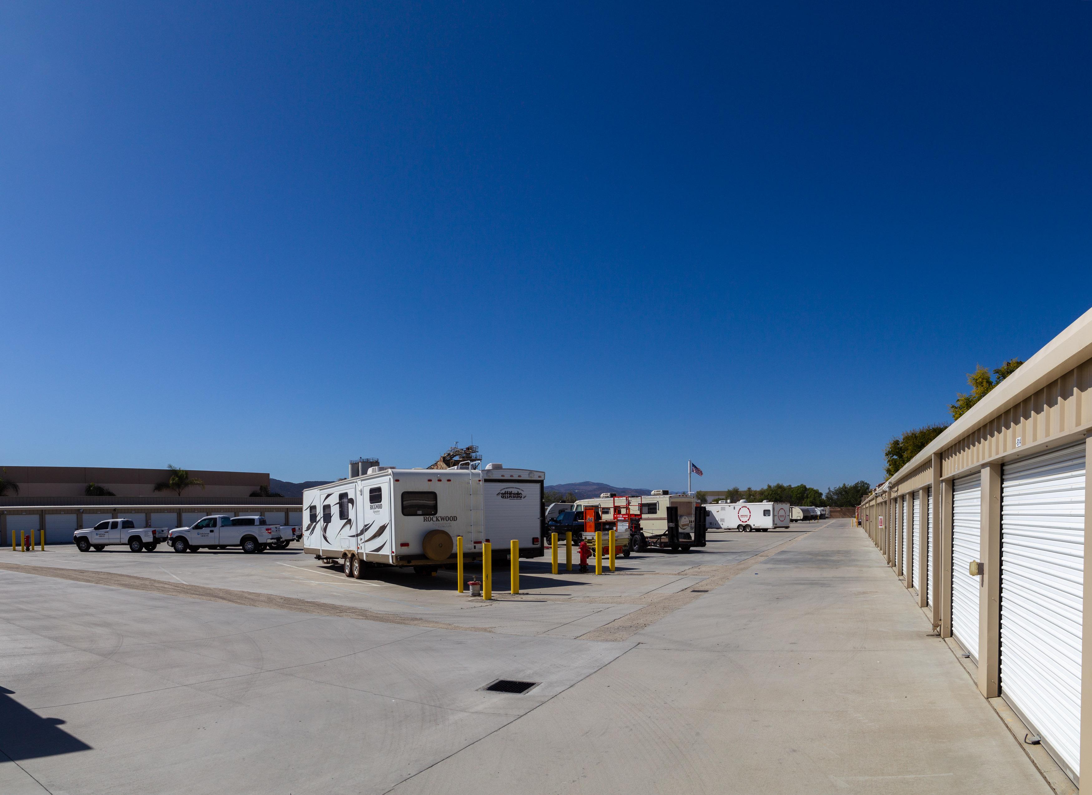 Storage in Murrieta, CA