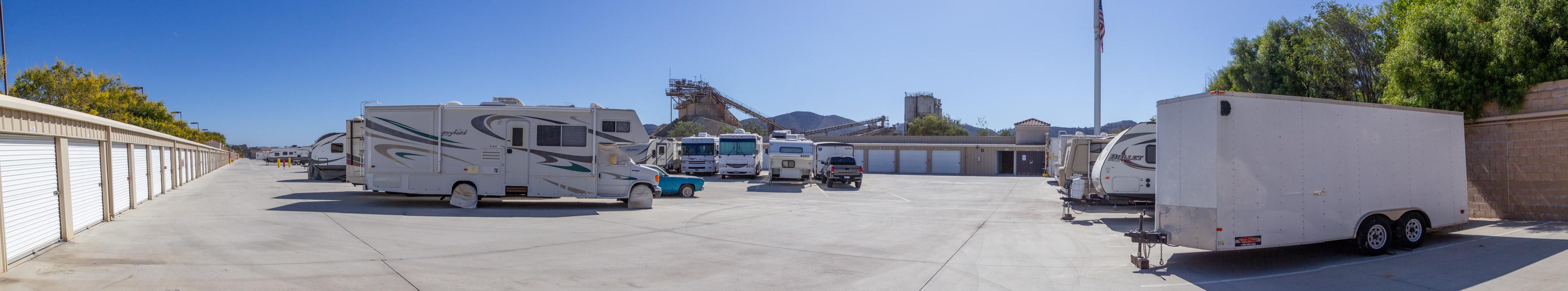Vehicle Storage in Murrieta, CA