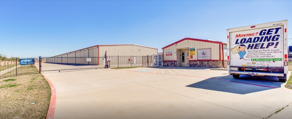 Self Storage in Mansfield, TX