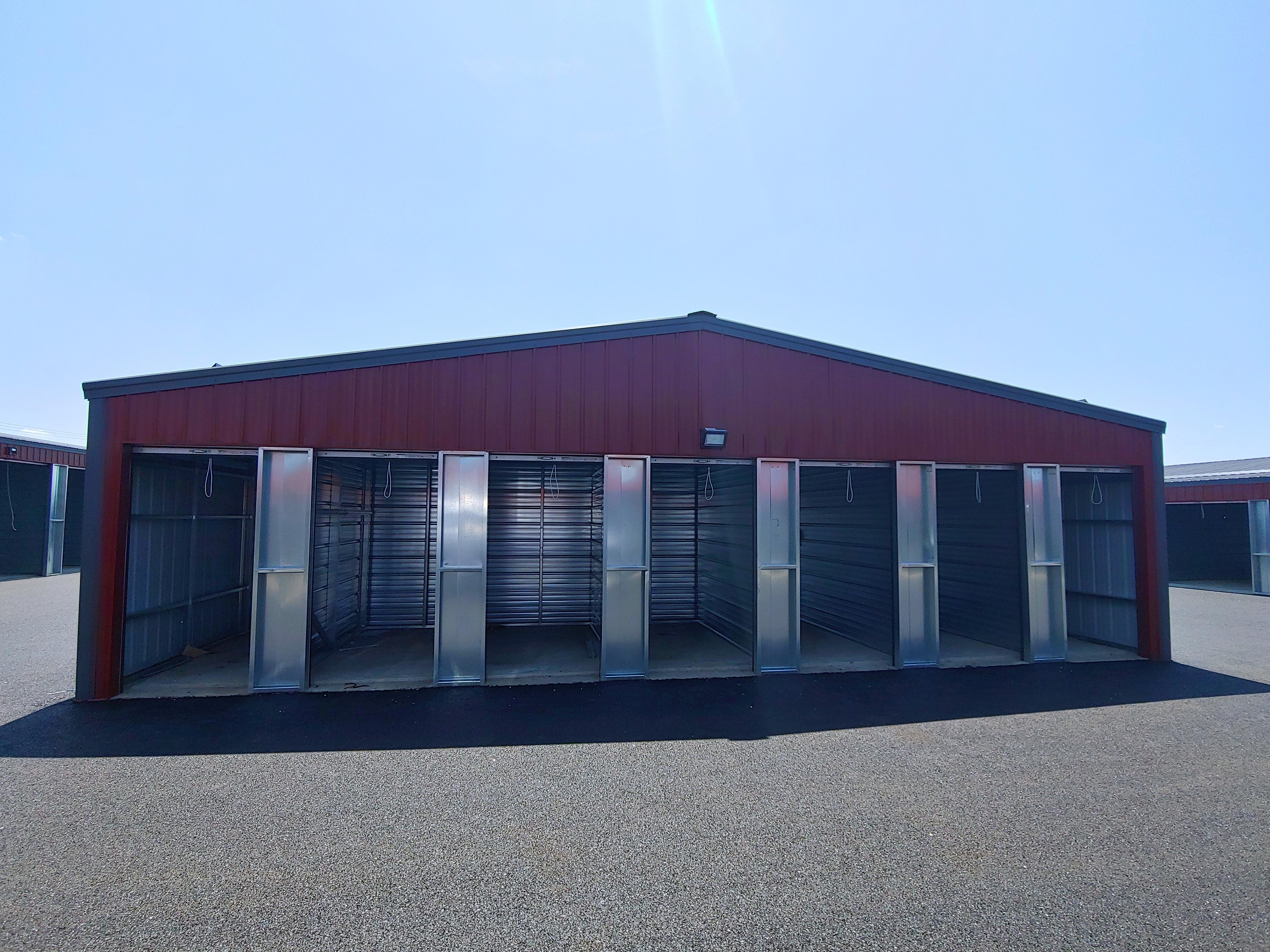 Medium Sized Self Storage Units