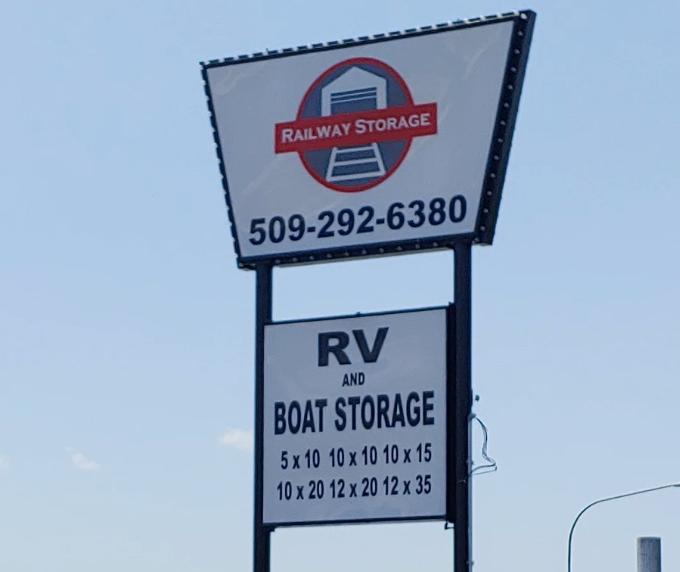 Railway Self Storage- RV and Boat Storage