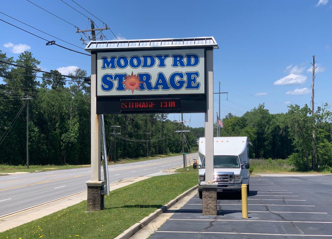Moody Rd Storage GA