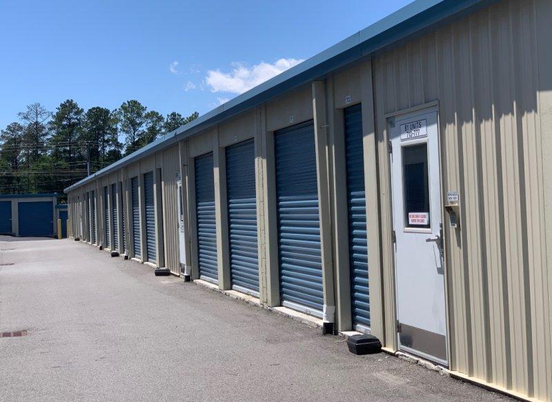 Secure Storage Bonaire
