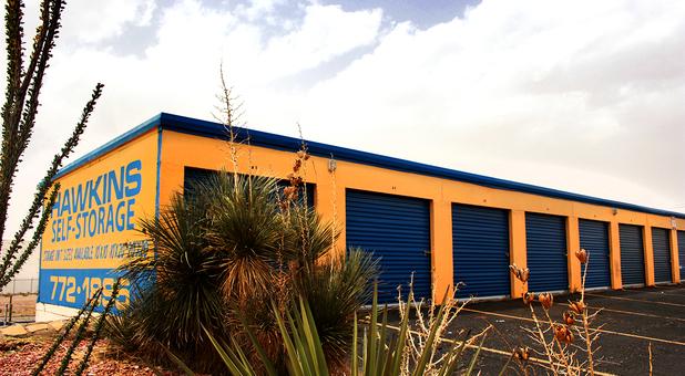 El Paso Storage Units - Hawkins