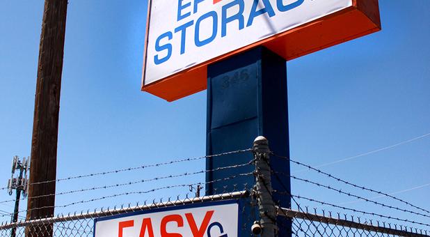 El Paso Storage Units - Zaragoza