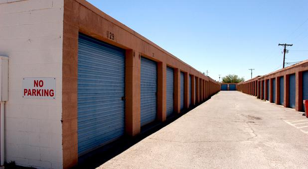 Storage Units in El Paso, TX