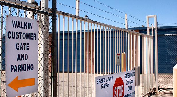 Fenced & Gated Storage