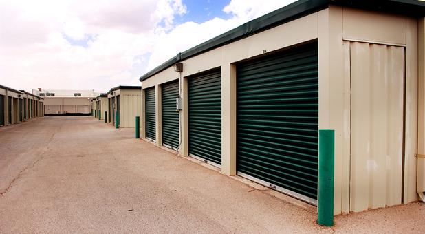 Storage Units in El Paso