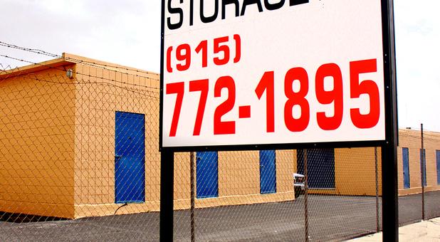 El Paso Storage Units - Tony Lama