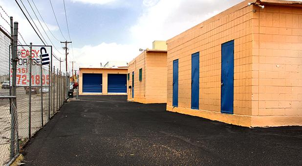 Storage in El, Paso, TX