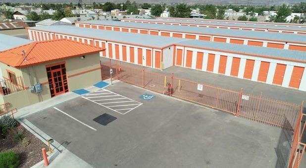 El Paso Storage Units - Dyer