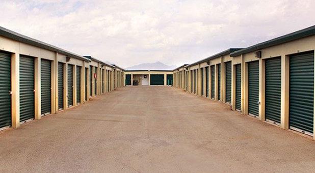 Storage in El Paso