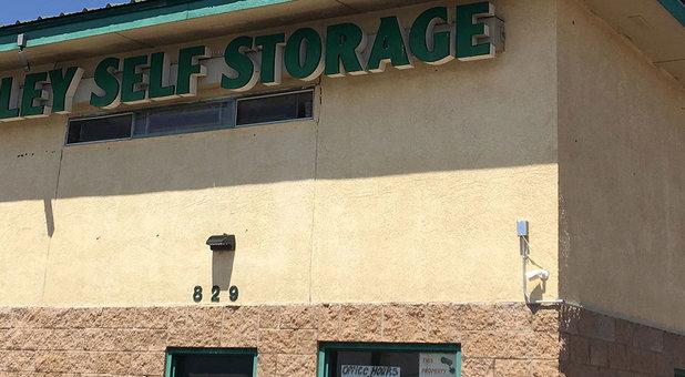 Valley Self Storage - El Paso