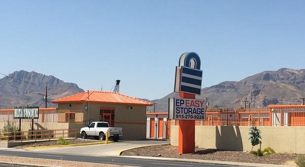 El Paso Storage Units