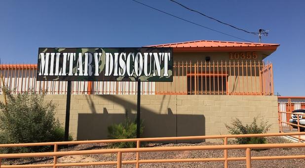 Storage in El Paso, TX