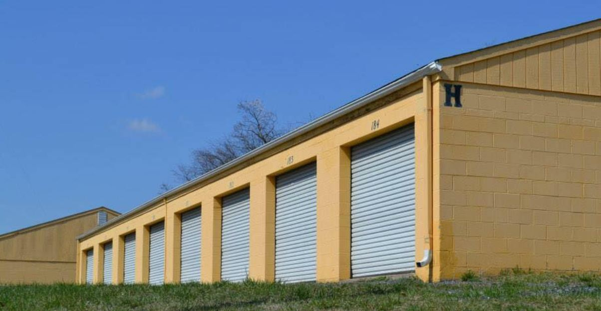 Secure Storage in Staunton, VA