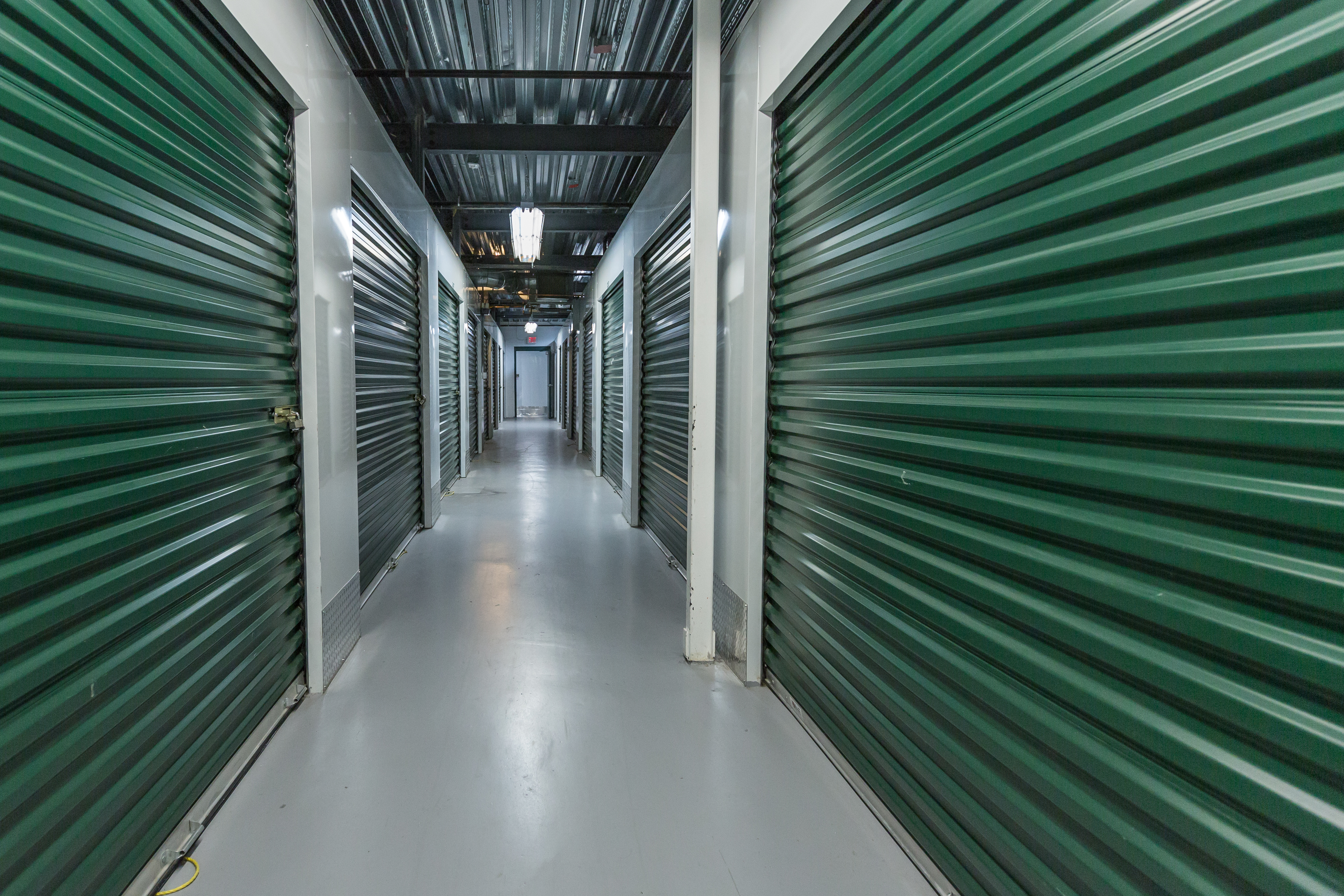 Secure Storage Facility