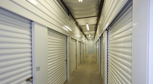 Indoor self storage units in Sheridan, WY