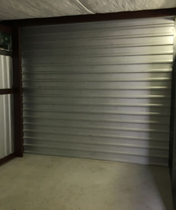 medium storage unit interior