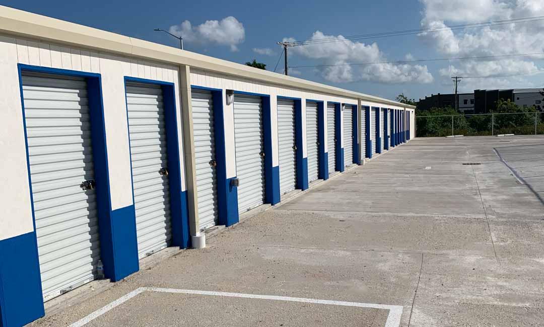 Best Cayman Self Storage units