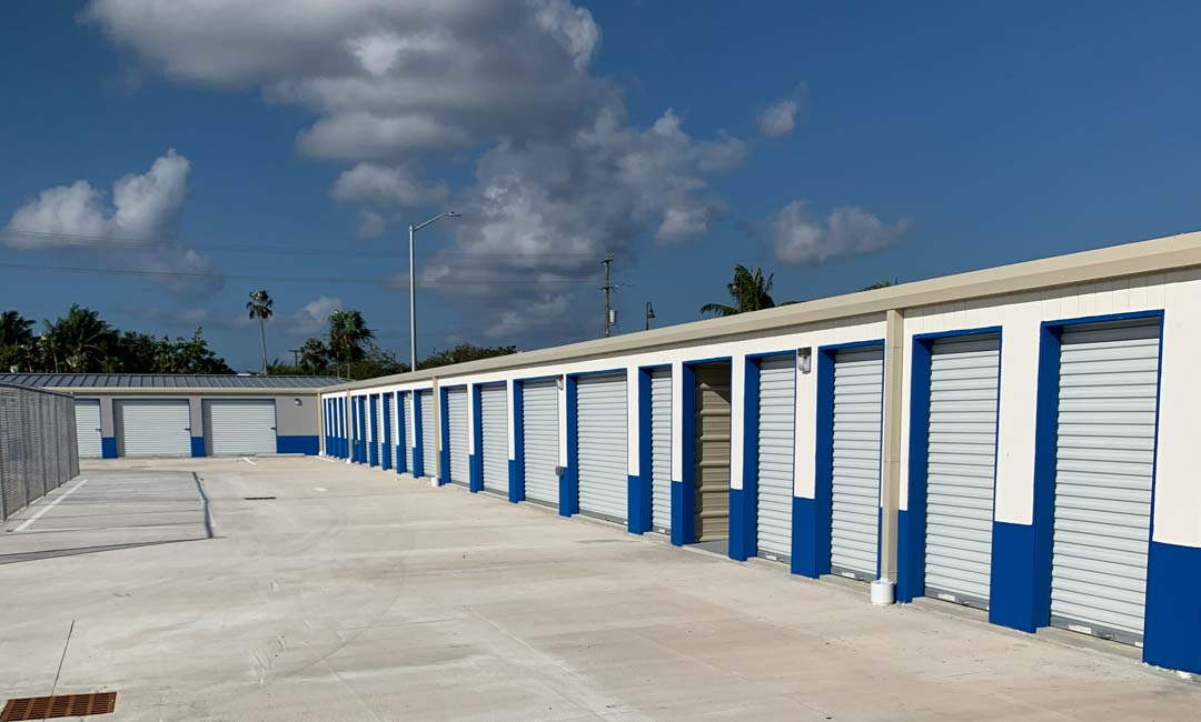 Brand New Self Storage on Grand Cayman Island