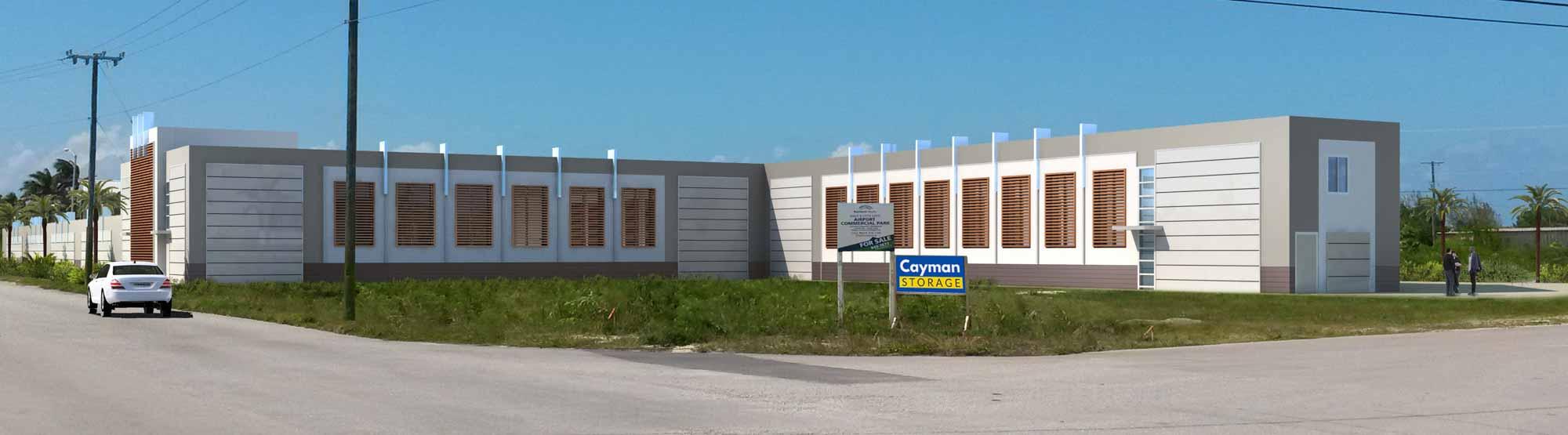 Cayman Storage, the newest, most secure Cayman Island Storage Units