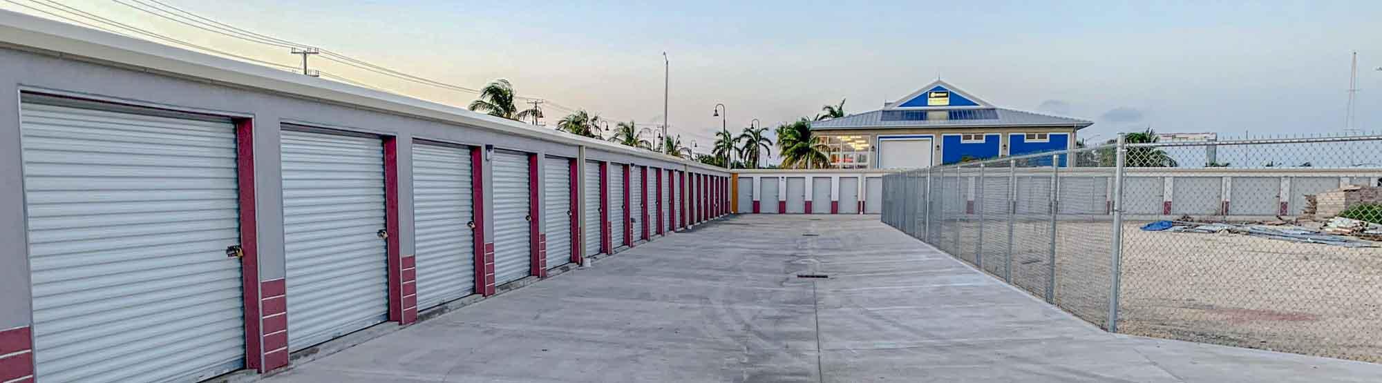 Cayman Storage. The Island's most state-of-the-art Cayman Island Storage units