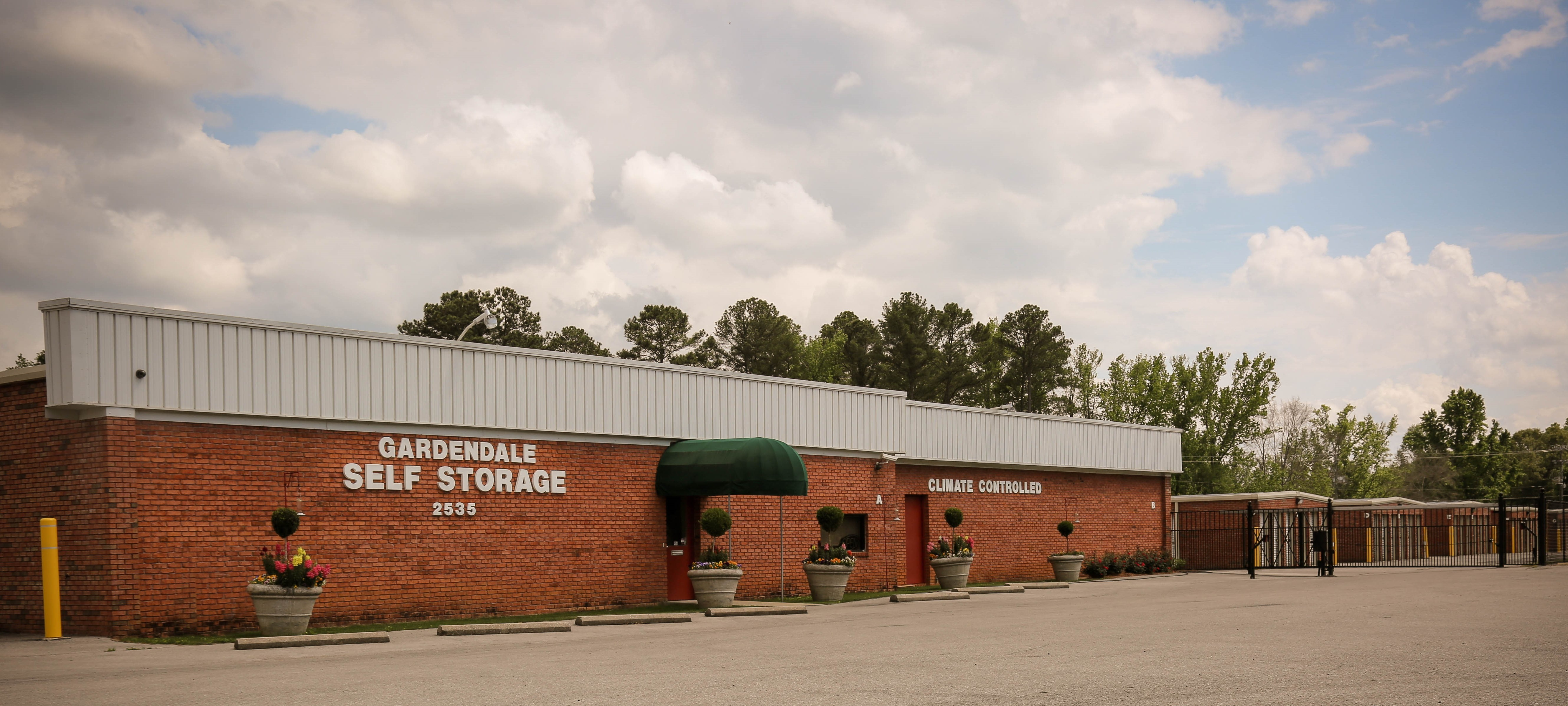 Self Storage in Gardendale, AL