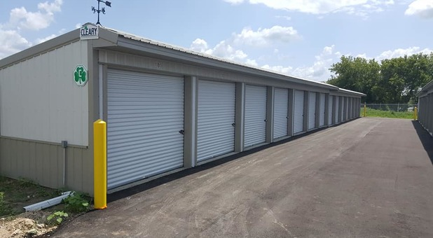 First Choice Storage outside units