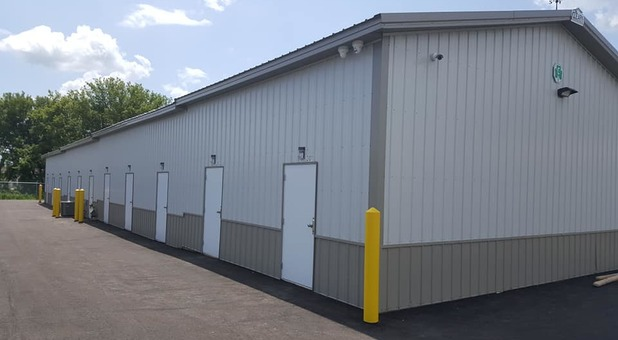 First Choice Storage side doors