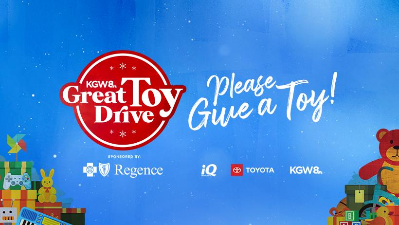 KGW toy drive