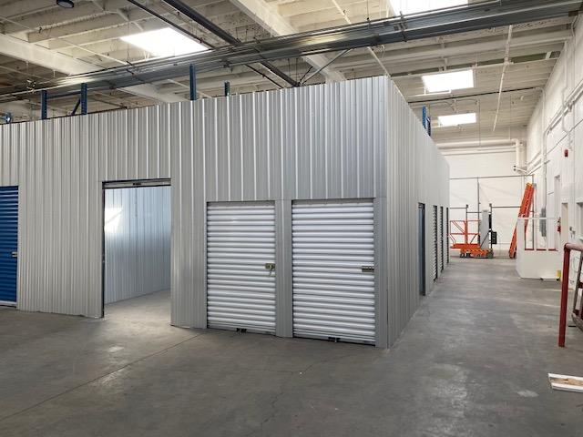 affordable self storage indoor