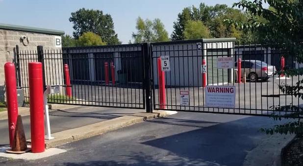 Gated self storage units in Alexander, AR