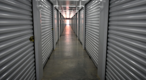 Indoor self storage units in Sherwood, AR