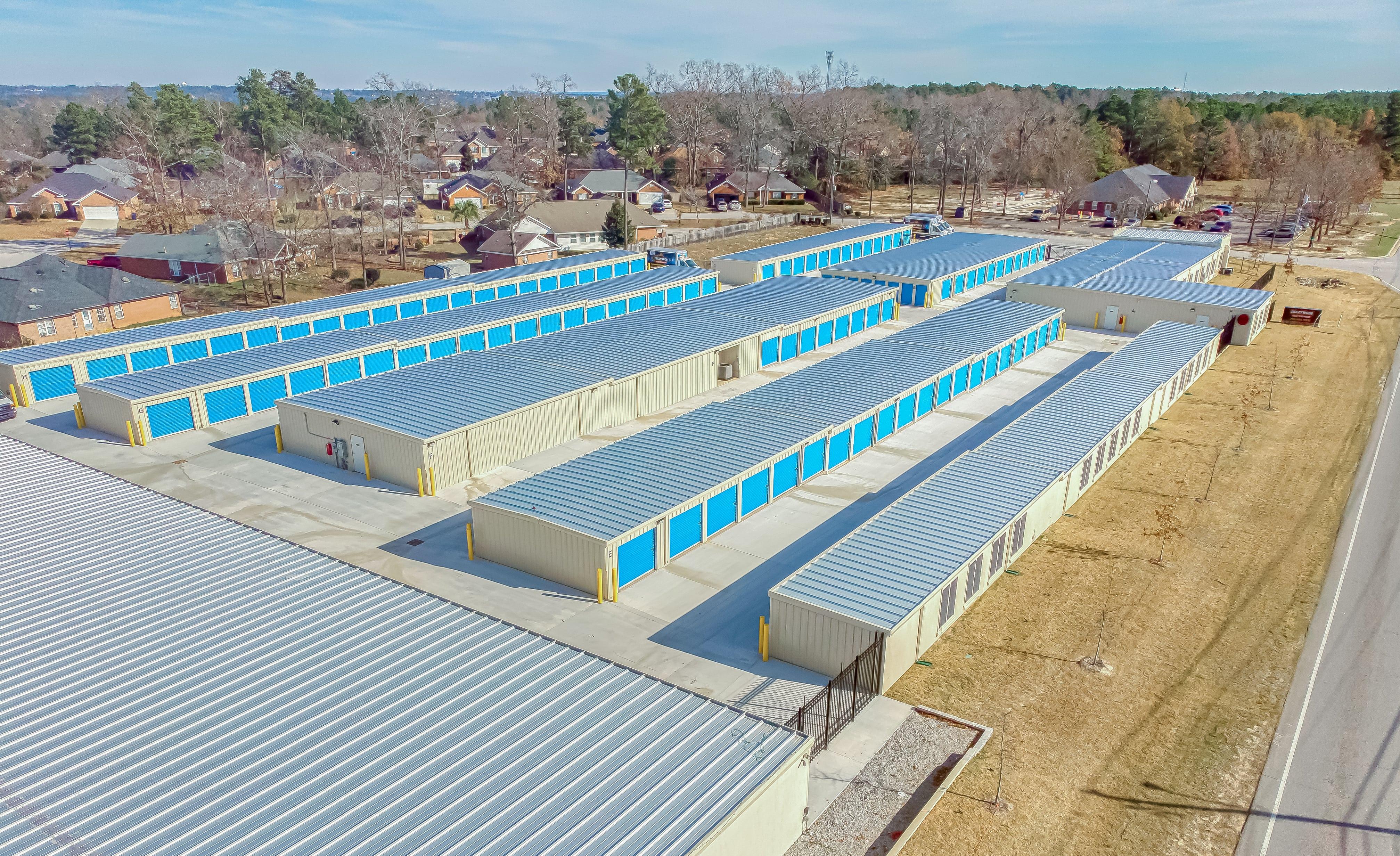 Storage Facility in Grovetown, GA