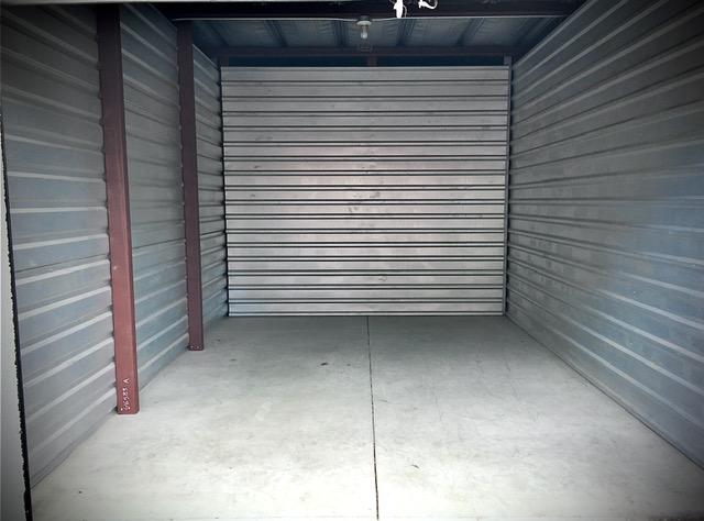 Non-Climate Storage Unit