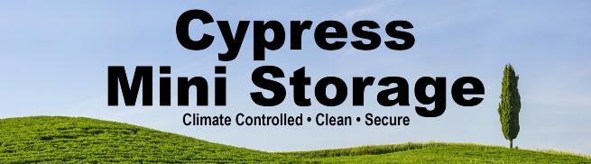 cypress ellet mini storage