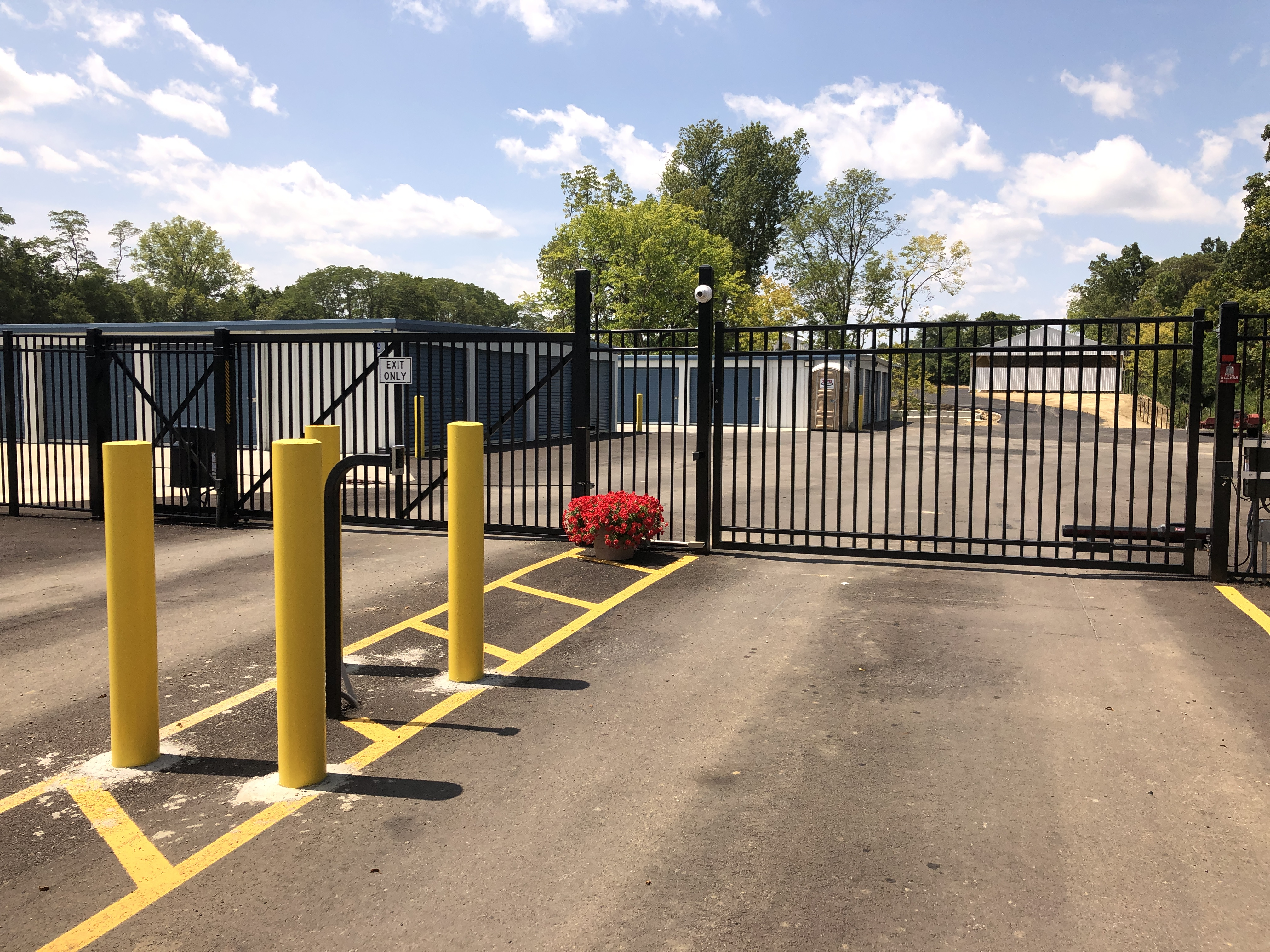 Storage Facility in Butler County