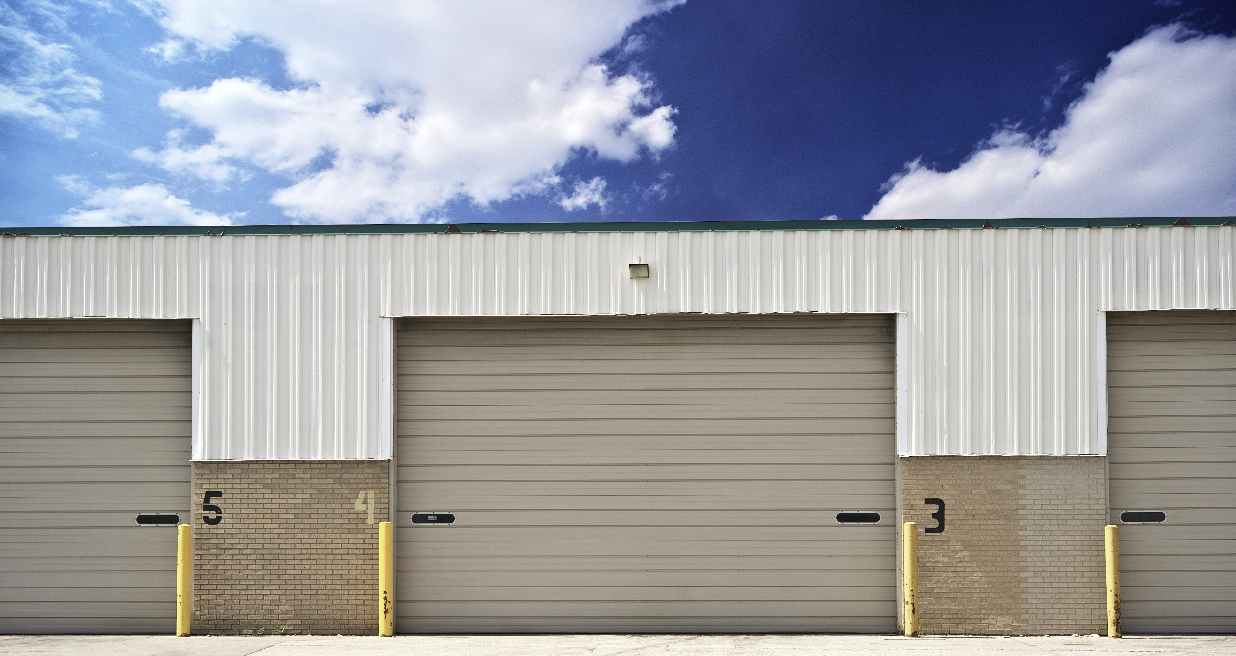 Secure Self Storage Facility