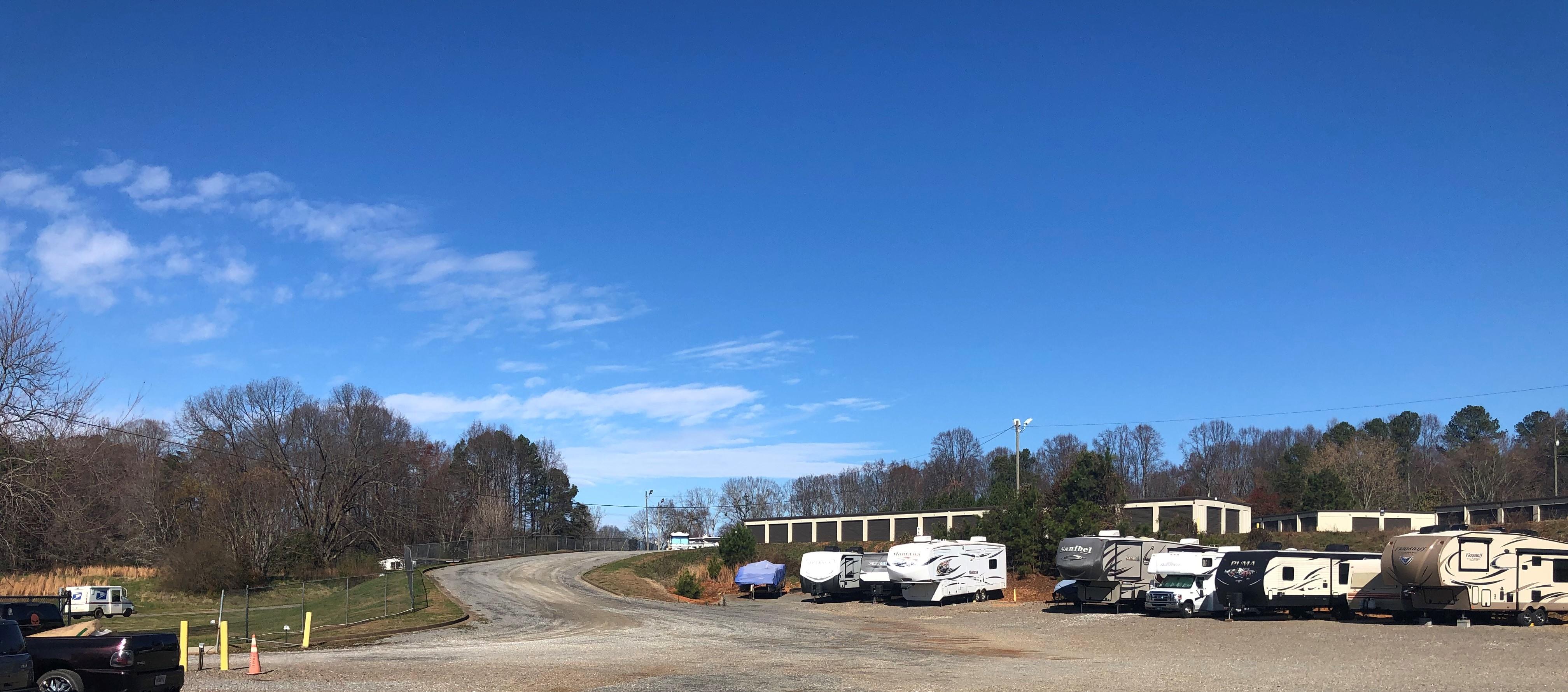 Drive Up Access in Jasper, GA