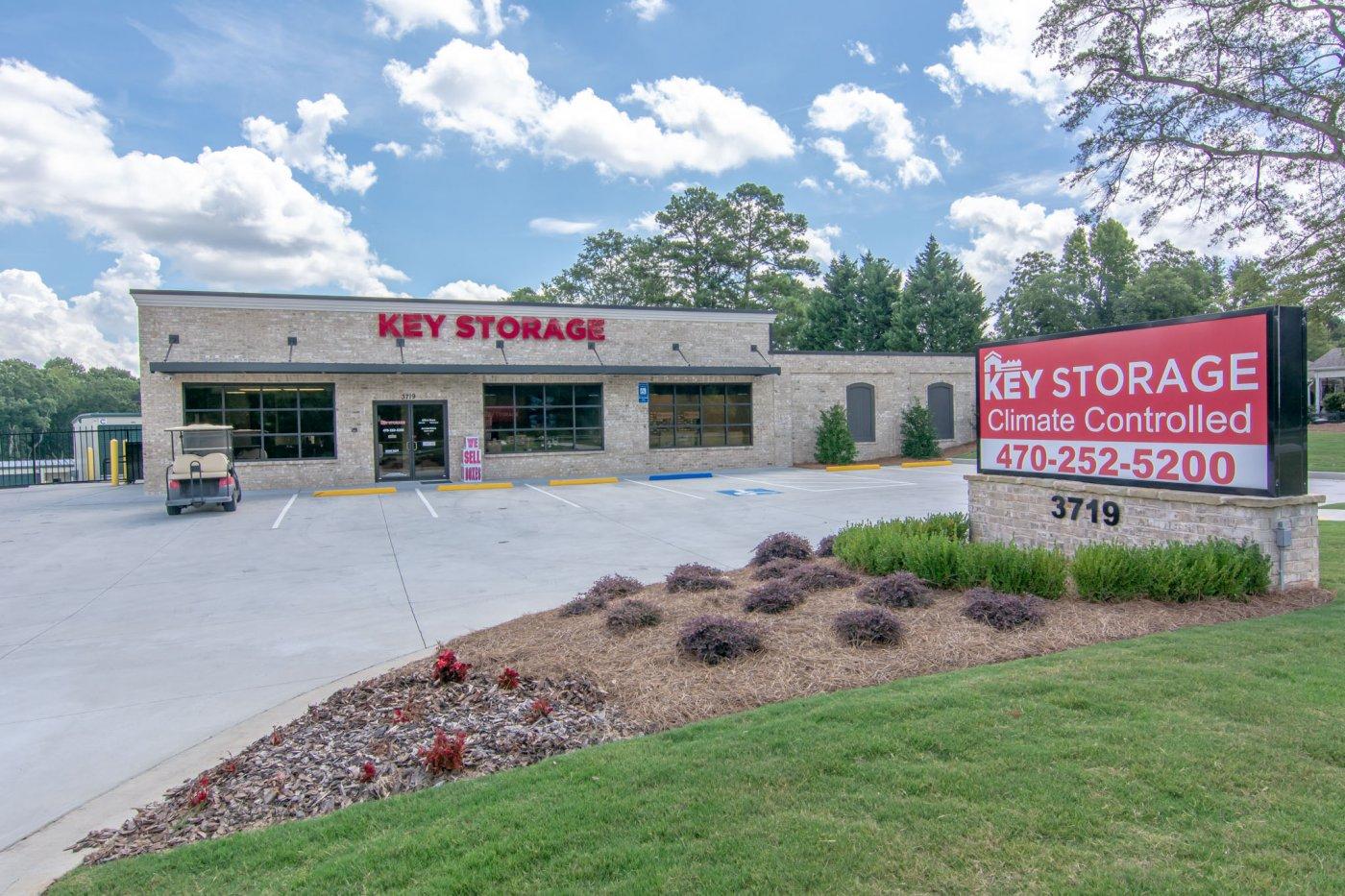 key storage exterior
