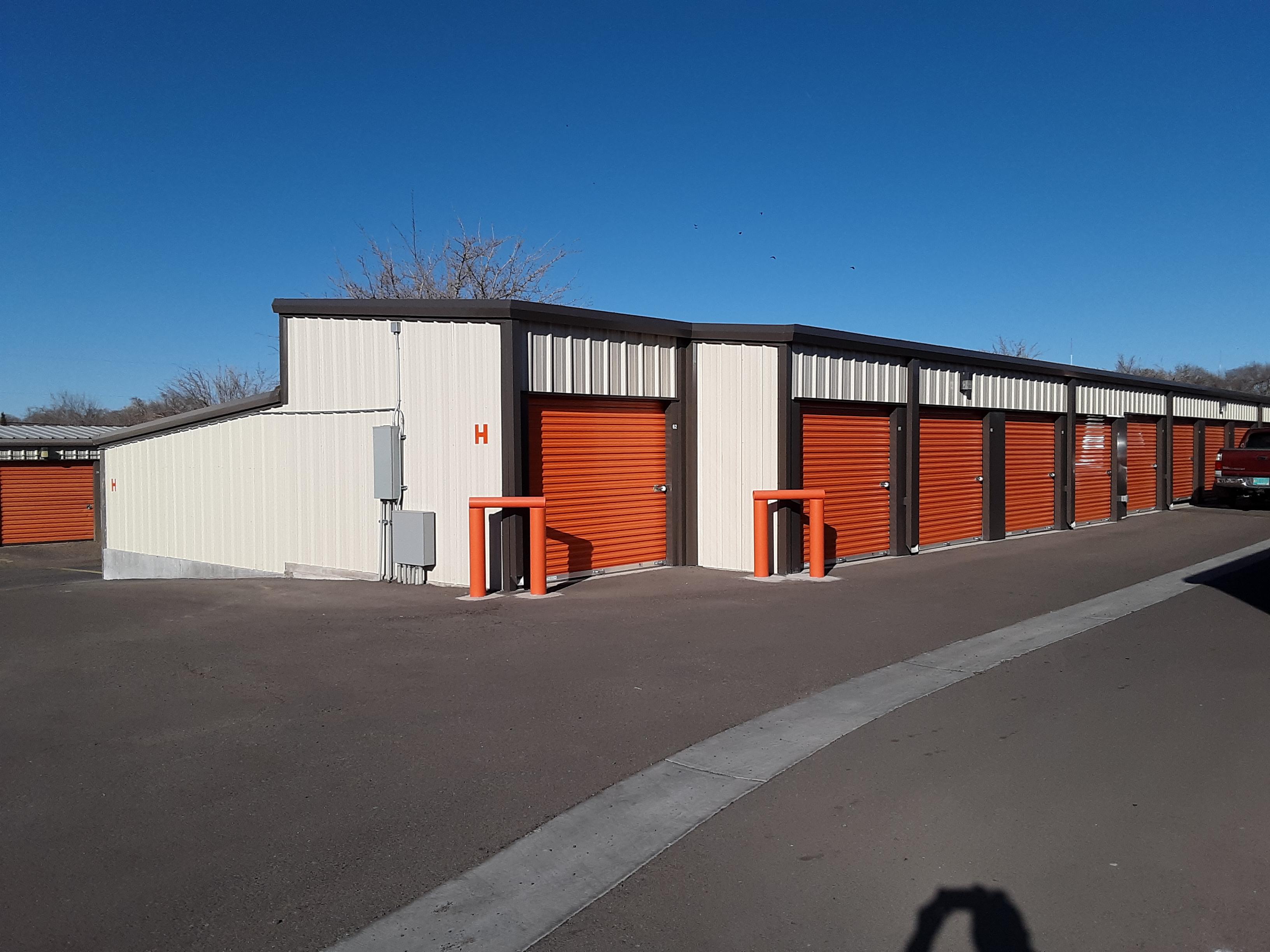 New Storage Units in Albuquerque, NM
