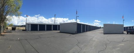 Santa Fe, NM Storage Facility