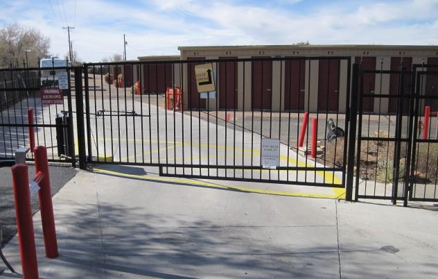 Secure Storage in Santa Fe, NM